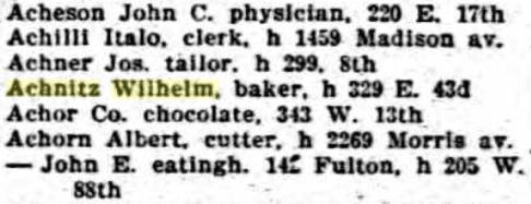 1897 Directory