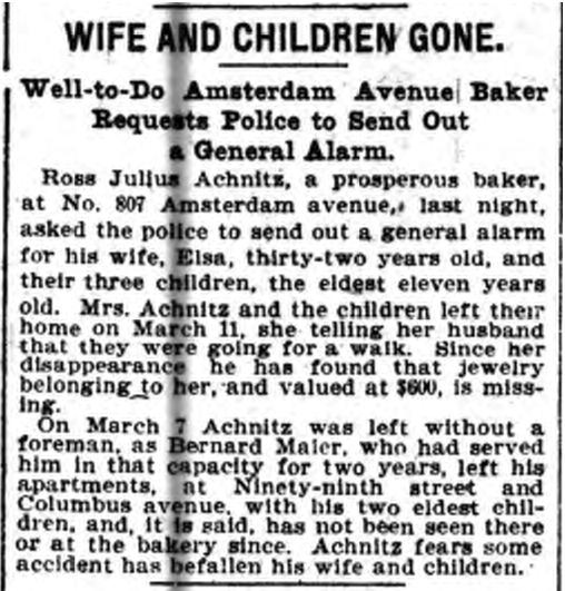 New York NY Herald 1903