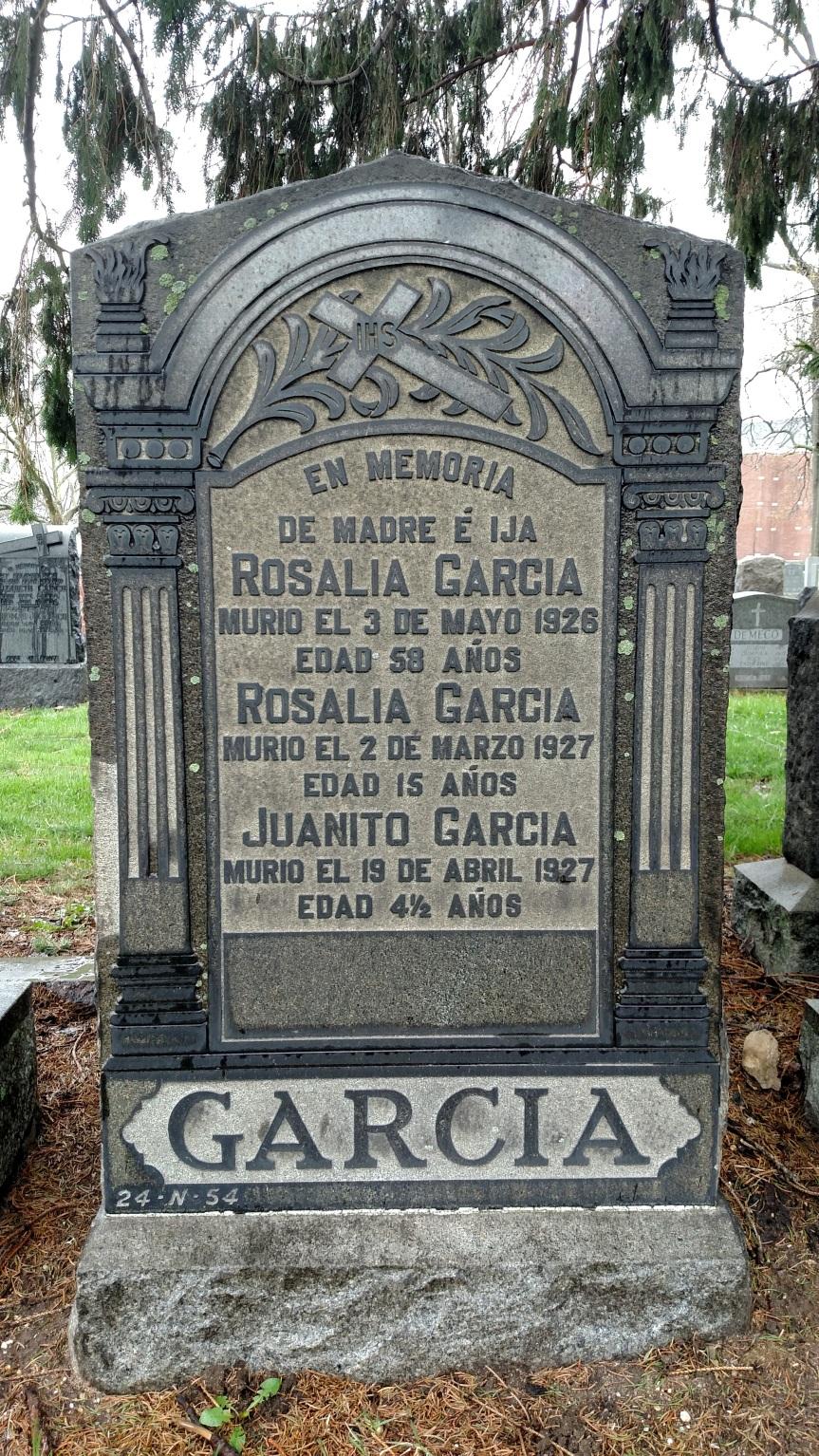 Rosalia Garcia