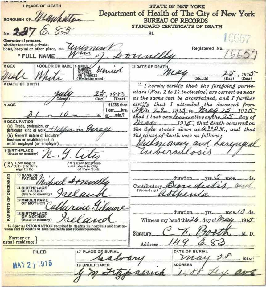 death-certificate-william-donnelly