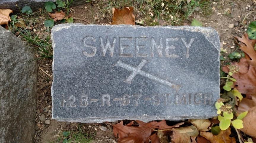sweeney-headstone